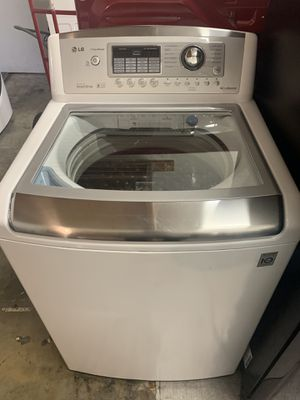 Washer and gas dryer matching set for Sale in Orange, CA
