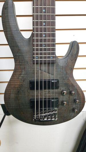 LTD 6 String Bass Guitar for Sale in Houston, TX