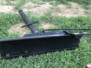 Craftsman snow plow attachment for Sale in Denver, CO