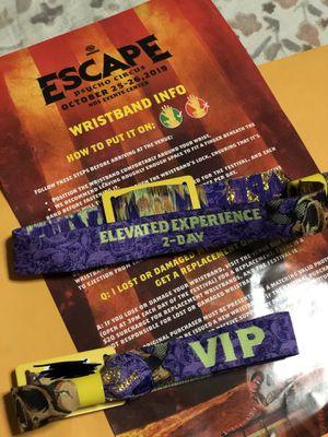 Escape tickets for Sale in Ontario, CA
