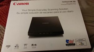 Canon. Color image scanner for Sale in Fort Worth, TX