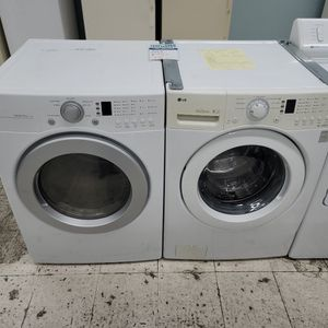 Great LG Washer And Dryer Set #32 for Sale in Arvada, CO