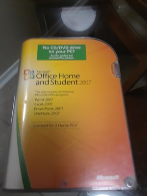 2007 Microsoft Office for Sale in St. Petersburg, FL