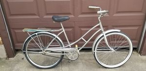 Space liner 1960s vintage cruiser bike bicycle for Sale in Chicago, IL