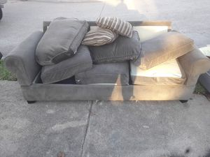 Free couch for Sale in Dallas, TX