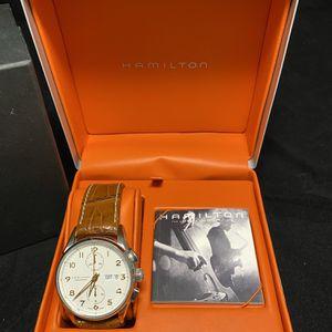 Hamilton Jazz master Maestro Auto Chrono Watch for Sale in Phoenix, AZ
