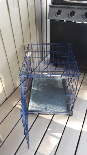 Metal dog crate for Sale in Lakewood, WA
