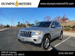 2011 Jeep Grand Cherokee for Sale in Sacramento, CA