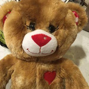 Sweet Heart Teddy Bear for Sale in Spanaway, WA