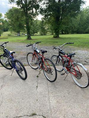 Motorized bikes! Lifetime service warranty!$320-$375!!! for Sale in Springfield, TN