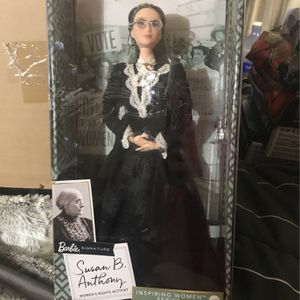 Barbie Susan B Anthony Doll for Sale in Las Vegas, NV