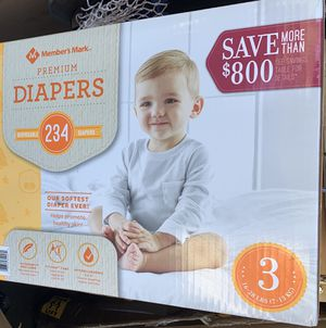 Members mark diapers for Sale in Henderson, NV