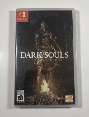 Dark Souls Remastered Nintendo Switch for Sale in Yucaipa, CA