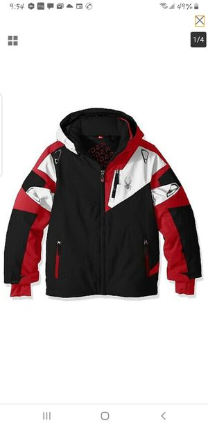 New Boys Spyder Leader Jacket for Sale in Alexandria, VA