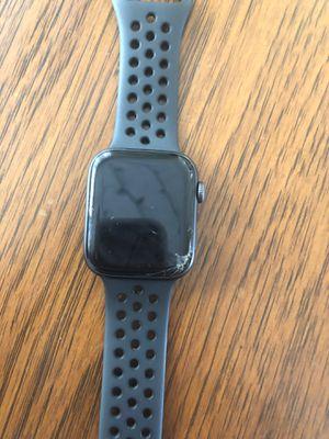 Apple Watch Nike series 4 cracked screen for Sale in Hesperia, CA