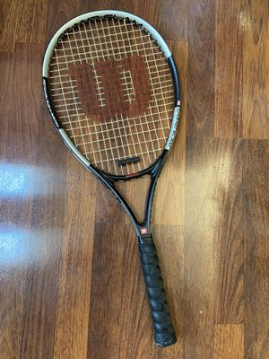 Wilson adult Tennis Racket for Sale in Hanover Park, IL