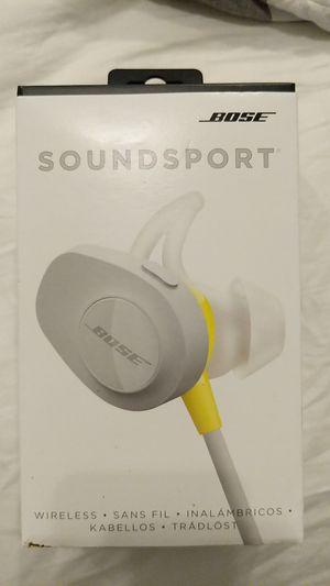 Bose soundsport for Sale in Sunrise, FL