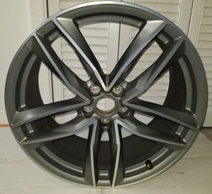 2 Audi Rims VW BMW Mercedes for Sale in Silver Spring, MD