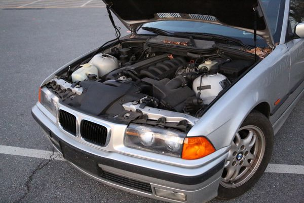 1999 BMW 323IS Coupe with 83K