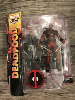 DEADPOOL Marvel Action Figure Collectible New for Sale in Diamond Bar, CA