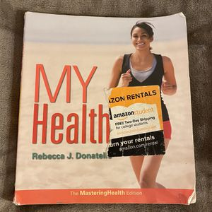 My Health, The Mastering Health Edition for Sale in San Clemente, CA