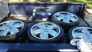 """18"""" 4 Lug Polo Rims for Sale in Pretty Prairie, KS"""