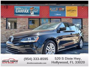 2017 Volkswagen Jetta for Sale in Hollywood, FL