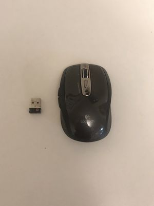 Logitech USB Wireless Mouse for Sale in Dallas, TX