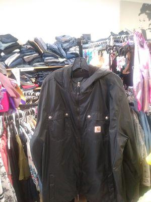 Mens Carhartt Full Zip Hoodie Jacket for Sale in Orlando, FL