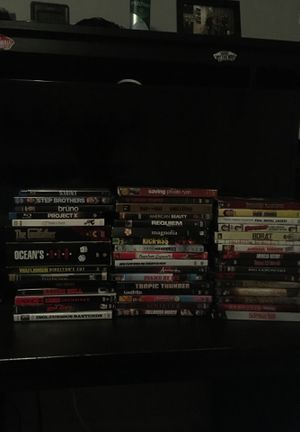 52 MOVIE BOX SET for Sale in Brentwood, TN