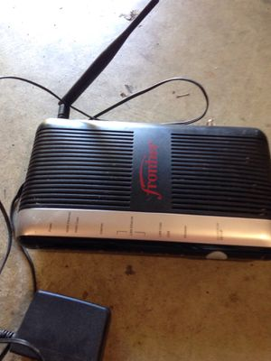 Frontier Wireless Modem- actiontec for Sale in Portland, OR