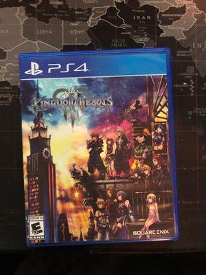 Kingdom Hearts 3 for Sale in Peoria, AZ