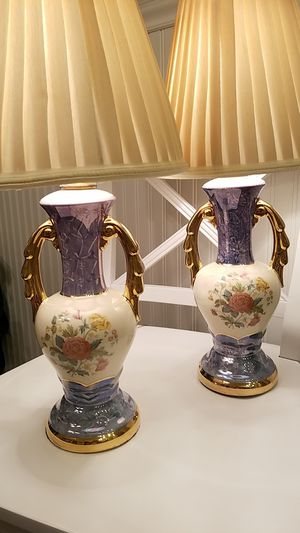 Antique Vanity Lamps for Sale in Snohomish, WA