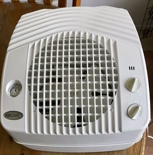 AIRCARE E35 000 2-Speed Tabletop Evaporative Humidifier for Sale in Austin, TX