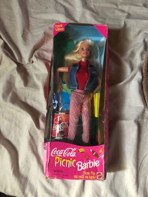 Coca-Cola Barbie never opened for Sale in Moore, OK