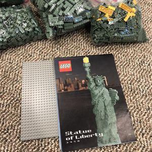 Lego Statue Of Liberty for Sale in Arlington, VA