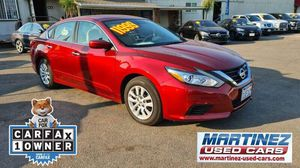 2016 Nissan Altima for Sale in Livingston, CA