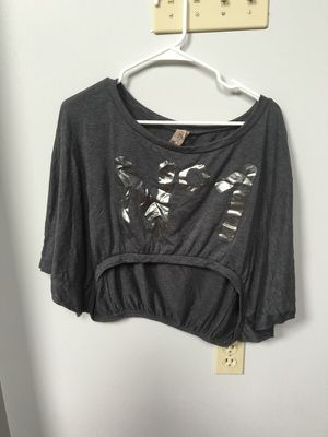 Gray Cropped Tunic for Sale in Cranberry Township, PA