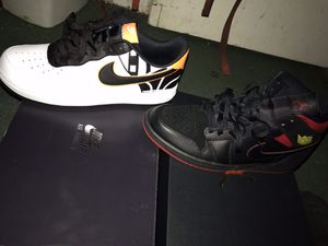 Brand New Air Forces & Jordan 1 Size 11 for Sale in Germantown, MD
