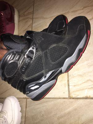 Jordan's retro 8s size 13 for Sale in Detroit, MI