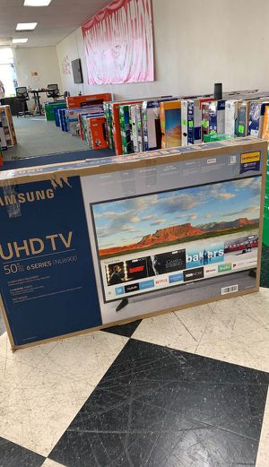 Samsung TV television is brand new with one year warranty!! Open Box! 50 inch IXE for Sale in Los Angeles, CA
