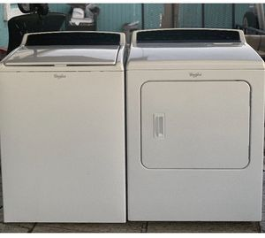 Whirlpool washer and dryer for Sale in Phoenix, AZ