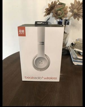 Beats solo 3 for Sale in Woodbury, NJ