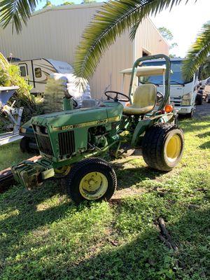 John Deer 650 tractor for Sale in Loxahatchee, FL