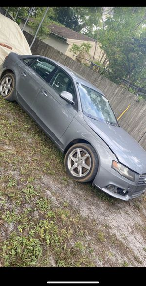 2009 Audi A4 for parts only for Sale in Orlando, FL
