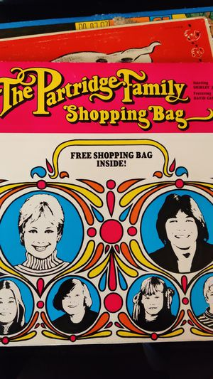Partridge family shopping bag album for Sale in Chicago, IL