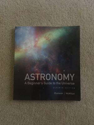 Astronomy College Textbook for Sale in Pineville, NC