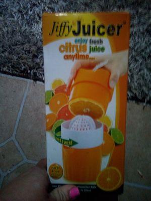 Hand juicer for Sale in Lindsay, CA