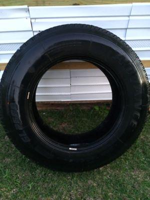 2 semi truck or trailer tires 285 /75 R24 for Sale in North Charleston, SC