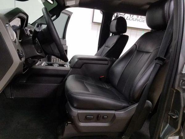 2012 Ford Super Duty F-350 DRW